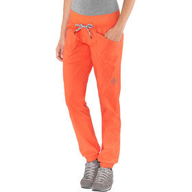 La Sportiva Mantra Pantalon Femme, lily orange